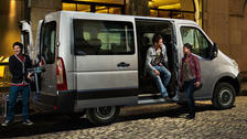 Movano Combi & Bus